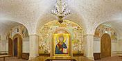 Трапезные палаты - Сергиевский зал