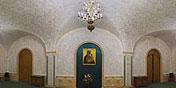 Трапезные палаты - Белый зал